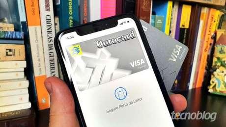 Cartão do Banco do Brasil no Apple Pay
