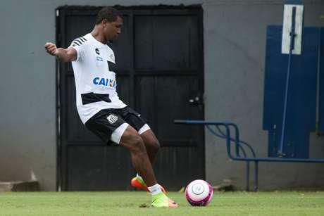 Rodrigão ainda não atuou na temporada 2021 (Foto: Ivan Storti/Santos)