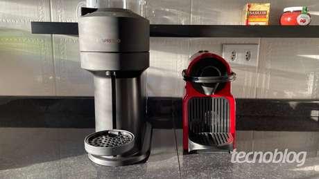 Nespresso Vertuo Next e Nespresso Inissia
