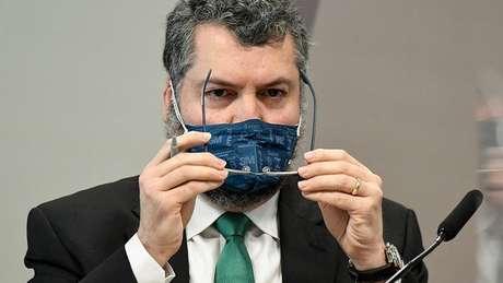 Ex-ministro das Relações Exteriores, Ernesto Araujo negou rixa com a China