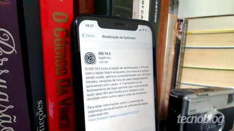 Apple libera iOS 14.5 para iPhone
