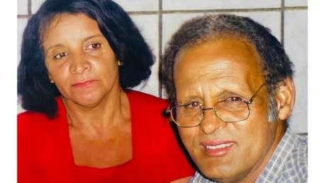 Maria e Paulo Alves: os dois ficaram juntos por 47 anos e tiveram três filhos