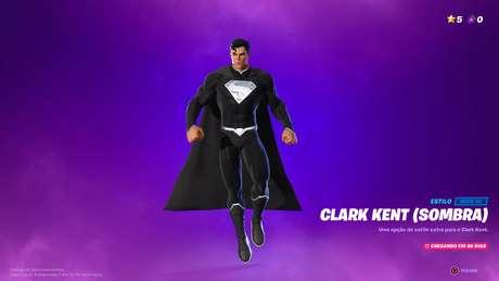Fortnite - Clark Kent Sombra