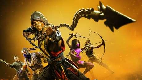 Mortal Kombat 11 foi lançado em 2019