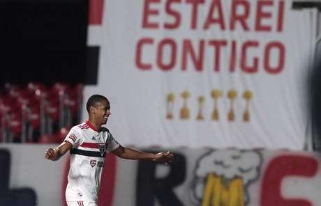 Bruno Alves comentou sobre a goleada do São Paulo na Copa do Brasil (Foto: Rubens Chiri/saopaulofc.net)