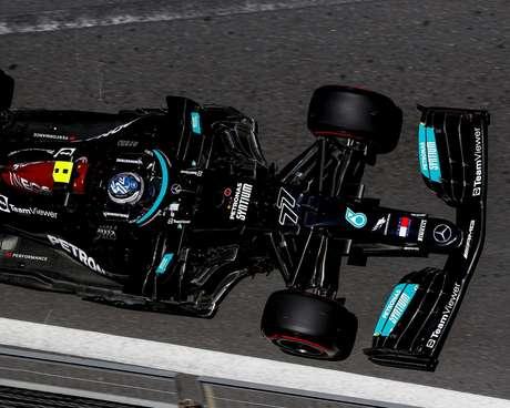 Valtteri Bottas vive fase infernar na Fórmula 1