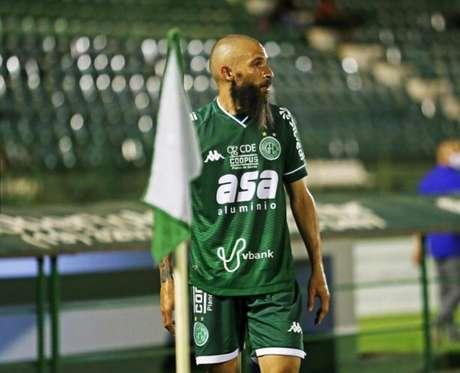 Meio-campista fez dez partidas na temporada pelo Guarani (Thomaz Marostegan/Guarani)