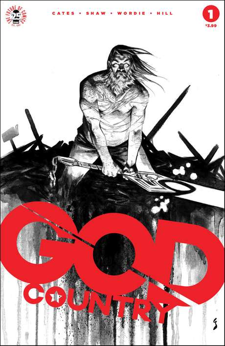 A trama de God Countrygira em torno de Emmet Quinlan, um velho viúvo que sofre de demência e acessos de fúria.