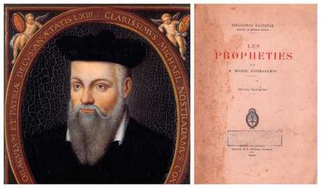 Nostradamus e Les Propheties