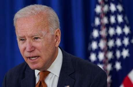 Presidente dos EUA, Joe Biden, em Rehoboth Beach, no Estado norte-americano de Delaware 04/06/2021 REUTERS/Kevin Lamarque