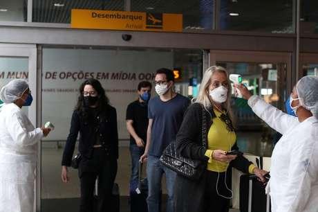 Aeroporto de Congonhas em São Paulo 31/05/2021 REUTERS/Amanda Perobelli