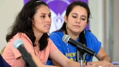 Rogel agora quer dar visibilidade às histórias de mulheres que continuam presas por aborto