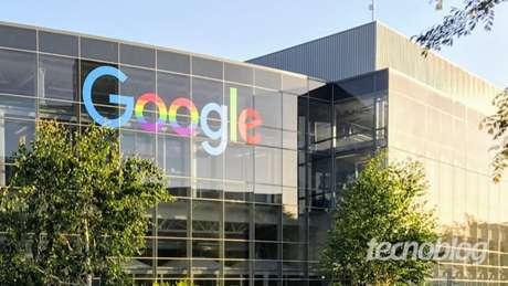 Principal prédio do Google