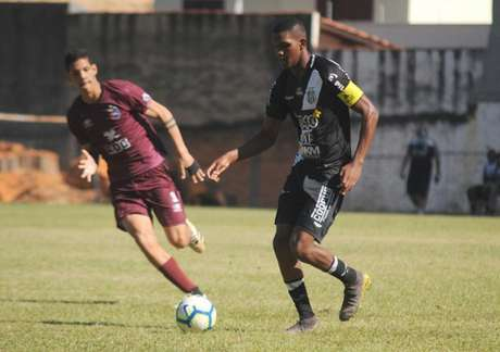 Douglas falou de sua expectativa para o início do Brasileirão de Aspirantes (Foto: Divulgação/Ponte Preta)