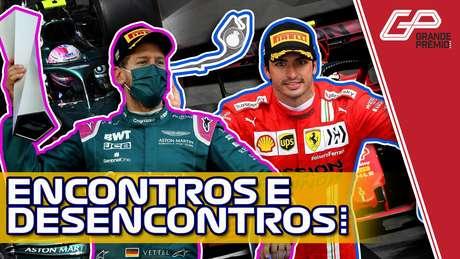 GP às 10 é sobre Vettel e a Ferrari