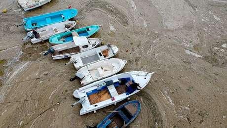 Presidente turco Recep Tayyip Erdogan prometeu salvar o litoral do país