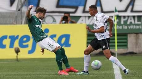 Palmeiras venceu o Grêmio e foi campeão da Copa do Brasil, no Allianz Parque (Foto: Cesar Greco/Palmeiras)