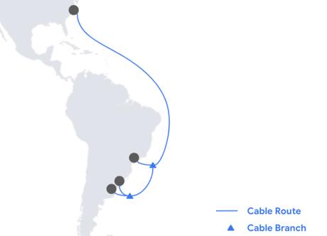 Cabo Firmina, do Google