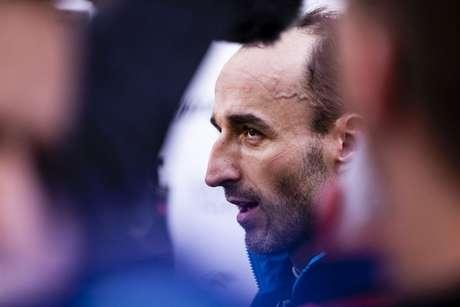 Robert Kubica ainda lamenta não ter lutado pelo Mundial em 2008 pela BMW