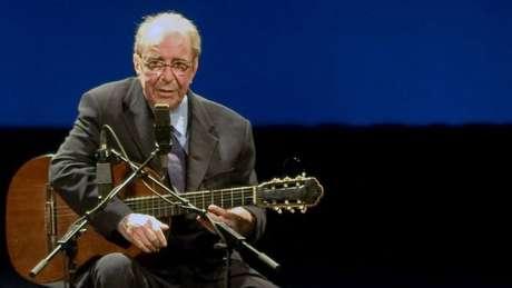 Em 2008, João Gilberto fez suas últimas apresentações pelo país