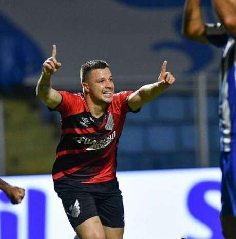 José Tramontin/Athletico