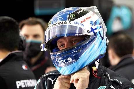 Valtteri Bottas já tem dificuldades para ser um grande escudeiro