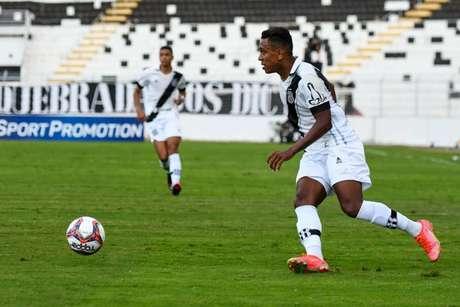 Macaca ainda não venceu na Série B do Brasileirão (Foto:  Divulgação/ Ponte Preta)