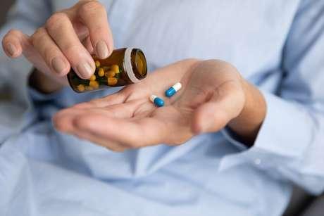 Não é recomendado usar esse medicamento na fase moderada ou adiantada