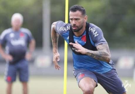 Castan está fora do jogo contra o Brasil (Rafael Ribeiro/Vasco)