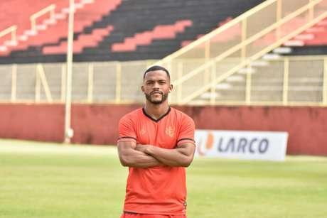 Paulo Victor chegou recentemente ao clube baiano após passagens fora do país (Foto: Divulgação / EC Vitória)