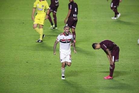 Liziero volta a estar à disposição de Crespo depois de jogar na seleção olímpica (Foto: Flickr/São Paulo)