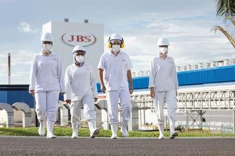 Unidade da JBS no Brasil