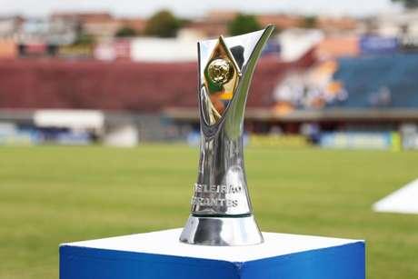 Troféu foi conquistado em 2020 pelo Ceará (Thais Magalhães/CBF)