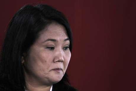Keiko apresentou mais de 800 recursos contra resultados