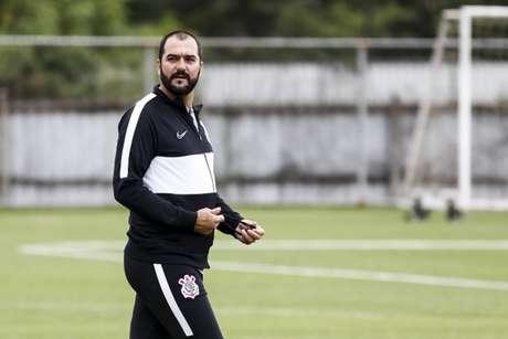 Danilo fará sua estreia oficial no comando do Corinthians sub-23 (Foto: Rodrigo Gazzanel/Ag. Corinthians)