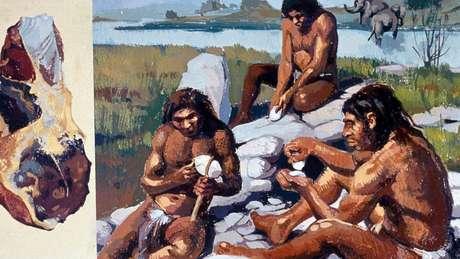 É possível que os neandertais tenham tido um sistema de comunicação verbal parecido com o dos humanos
