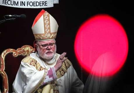 Cardeal Reinhard Marx é um dos prelados mais poderosos na Alemanha