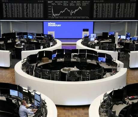 Bolsa de Frankfurt 10/06/2021 REUTERS