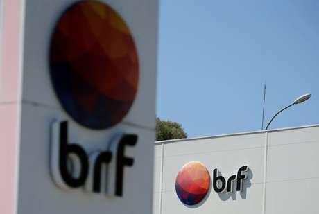 Logo da BRF fotografado em Curitiba (PR)  01/10/2019 REUTERS/Rodolfo Buhrer