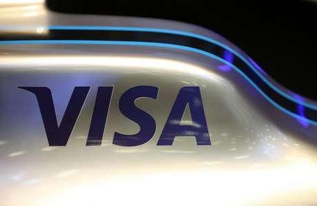 Logo da companhia de pagamentos Visa  17/05/2016 REUTERS/Alessandro Bianchi