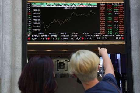 Bolsa de valores de São Paulo  09/03/2021 REUTERS/Amanda Perobelli