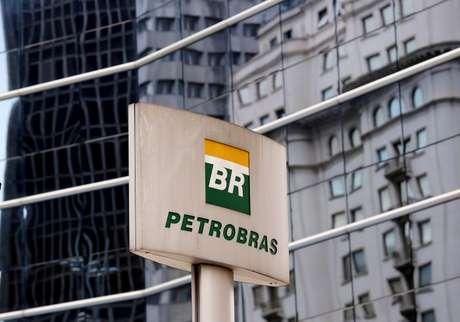 Logo da Petrobras em São Paulo (SP)  23/04/2015 REUTERS/Paulo Whitaker