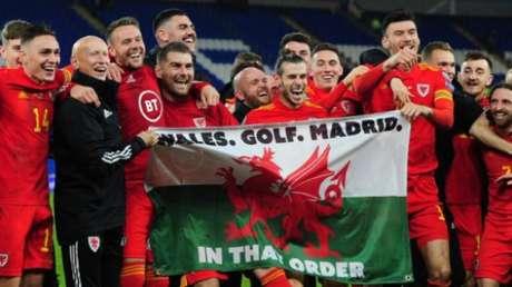 Bale é destaque da Seleção Galesa (Foto: AFP)