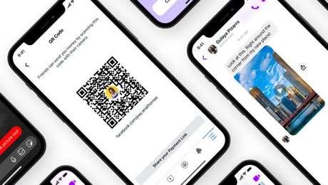 Novas funções de pagamento via QR Code e resposta rápida