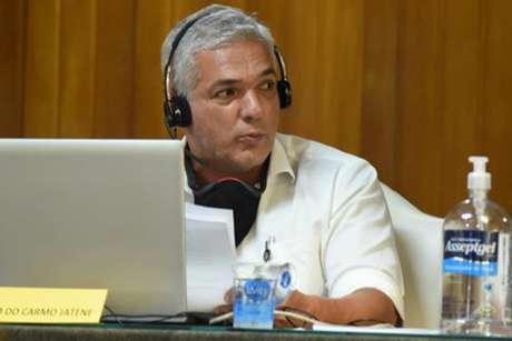 Celso Jatene é o presidente do Conselho do Santos Foto: Divulgação/SantosFC
