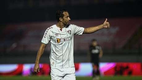 Nenê marcou seu 3º gol na temporada (Foto: Lucas Merçon/Fluminense FC)