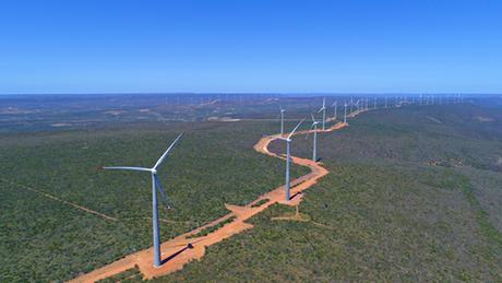 Parque eólico Lagoa dos Ventos da Enel Green Power é o maior da empresa italiana no mundo