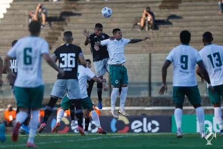 Muita polêmica envolveu a partida entre Vasco e Boavista pela Copa do Brasil (Rafael Ribeiro / Vasco)