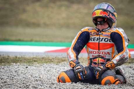 Pol Espargaró reconheceu que não vive um momento fácil na MotoGP