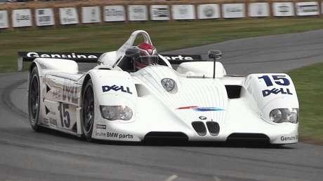 BMW V12 LMR venceu Le Mans em 1999